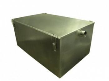 31 Litre Stainless Steel Grease Trap