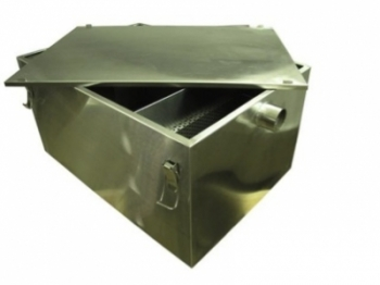 75 Litre Stainless Steel Grease Trap