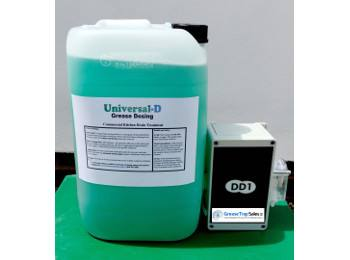 Grease Drain Clear Automatic Dosing Battery Package