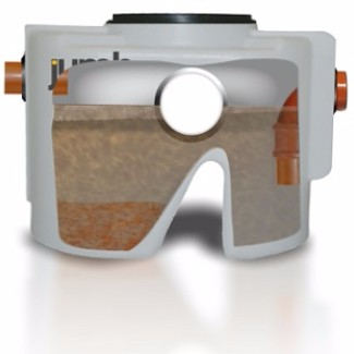 Underground Grease Trap